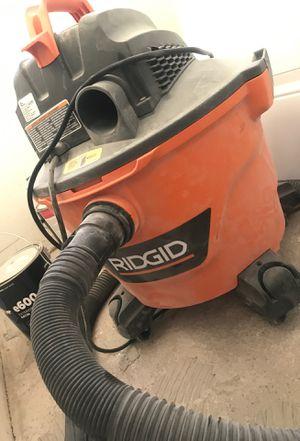 Ridgid vacuum for Sale in Phoenix, AZ