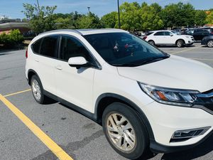 Honda CRV 2015 High-end AWD negotiable for Sale in Alpharetta, GA