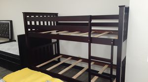 Twin bunk bed frame for Sale in Phoenix, AZ