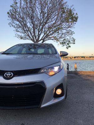 2014 Toyota Corolla S Plus for Sale in Miami, FL