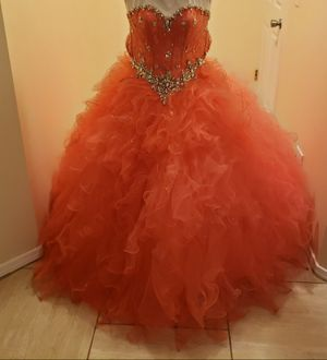 Quinceanera dress for Sale in Aurora, IL