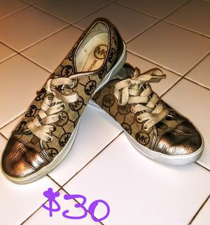 Micheal Kors sneakers for Sale in Fairfield, CA