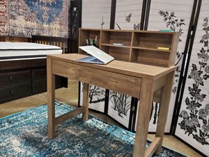 Mindy Student Desk, Hazelnut Finish for Sale in Fountain Valley, CA