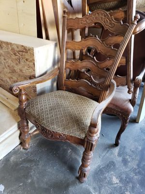 REUPHOLSTERING CHAIRS FURNITURE for Sale in West Los Angeles, CA