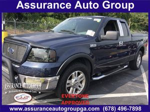 2004 Ford F-150 XLT SuperCrew for Sale in Lithonia, GA