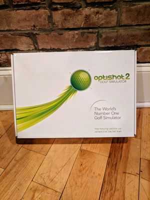 Optishot 2 Golf Simulator for Sale in Pittsburgh, PA