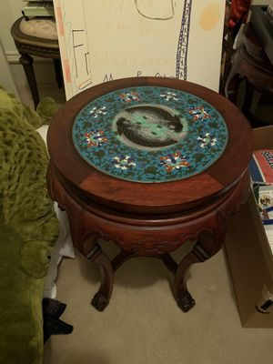 China antique table for Sale in Newport Beach, CA