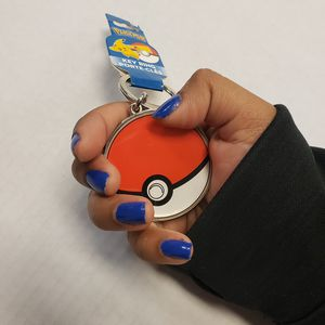 Pokemon keychain pokeball $7 each for Sale in Bellflower, CA