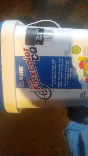 MAPEI flexcolor. C Q for Sale in San Bernardino, CA