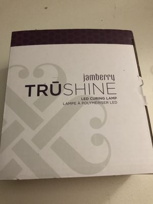 Jamberry Trushine LED Lamp for Sale in Lakeside, AZ