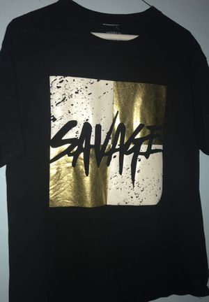 Savage Tee Shirt for Sale in College Grove, TN