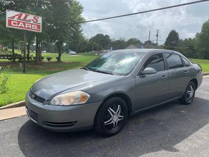 2008 Chevy Impala limited edition for Sale in Sugar Hill, GA