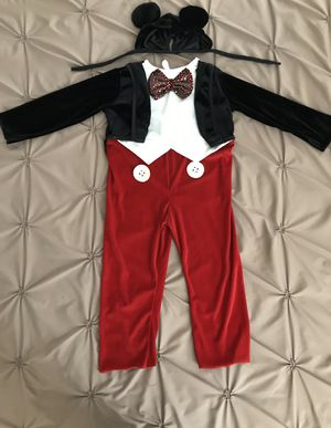 Mickey Mouse costume for Sale in Clovis, CA