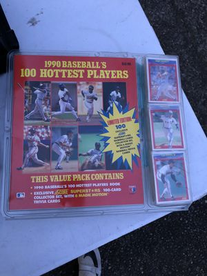 Baseball cards for Sale in Tacoma, WA