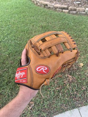 Rare Horween Rawlings Heart of the Hide Baseball Glove for Sale in Lakeland, FL