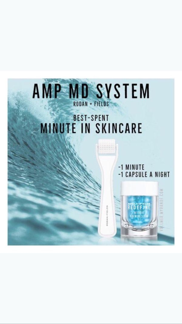 Amp md system Rodan and fields