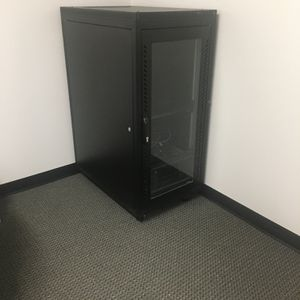 Black Electronic Enclosure for Sale in Los Angeles, CA