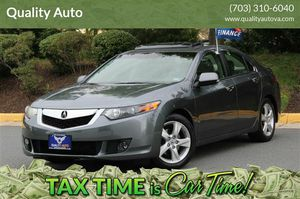 2010 Acura TSX for Sale in Sterling, VA