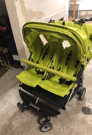 Joovy Double stroller for Sale in Tolland, CT
