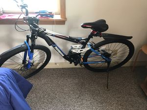 Mongoose 21 speed Mountain Bike for Sale in Erie, PA