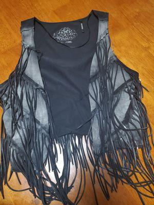 Vintage Guess Fringed Vest!!! for Sale in Flint, MI