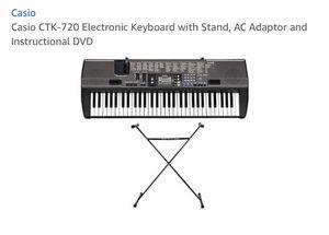 NIB Casio Electronic Musical Keyboard for Sale in Philadelphia, PA
