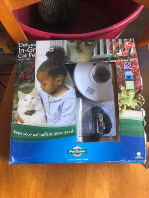 Petsafe invisible cat fence for Sale in Murfreesboro, TN