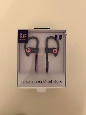 Powerbeats 3 wireless for Sale in Delray Beach, FL