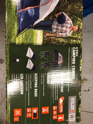 6 piece camping combo for Sale in Durham, NC