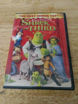 Shrek The Third (Widescreen) for Sale in Phoenix, AZ