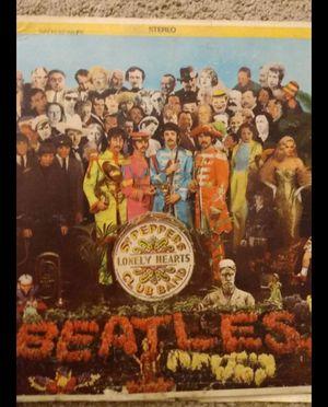The Beatles LP VINYL RECORD for Sale in Riverside, CA