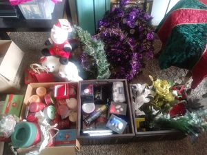 All New Holiday bundle! - decorations, gifts, flowers, etc for Sale in Temple Hills, MD