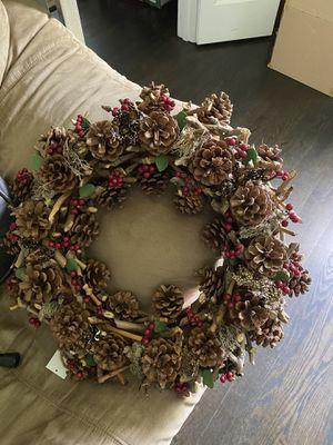 Fall wreath for Sale in Manassas, VA
