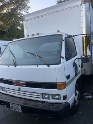 GMC box truck for parts for Sale in Rancho Cordova, CA