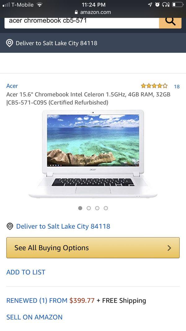 acer chromebook cb5-571