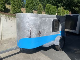 1955 Camper/Utility Trailer for Sale in Puyallup,  WA
