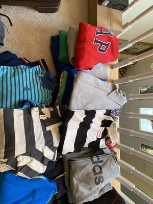 Boys Clothes (Sizes 7/8 8/10 10/12) also have smaller sizes for Sale in Bristol, CT