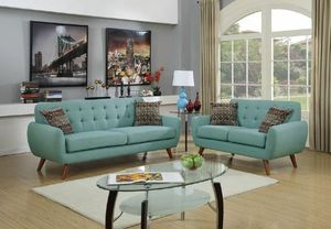 Sofa and loveseat set couches for Sale in Downey, CA