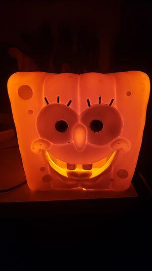 2011 spongebob squarepants pumpkin light for Sale in Decatur, AL