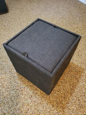 3 Storage ottomans that stack inside eachother for Sale in North Ridgeville, OH