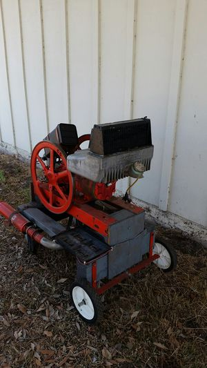 Antique 1936 Fairmont hit miss 2 stroke rail car engine for Sale in Poway, CA