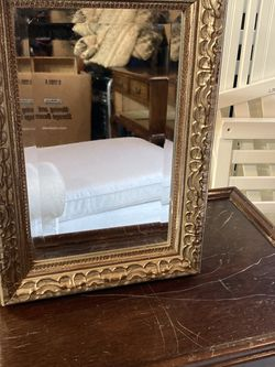 Small Mirror . Very Ornate for Sale in Vancouver,  WA