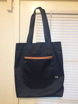 Navy blue large tote for Sale in Fairburn, GA