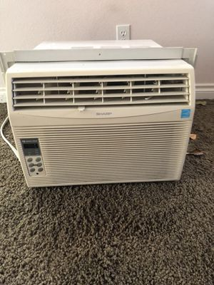 Sharp in-window ac unit for Sale in Tacoma, WA