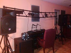 Dj equipment for Sale in Leander, TX