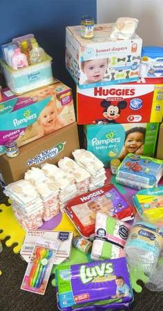 Free Diapers for Sale in St. Louis, MO