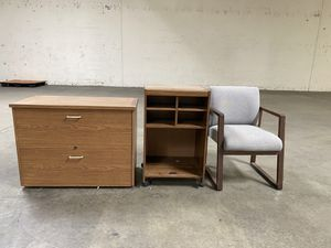 Office furniture free to go! for Sale in Hacienda Heights, CA