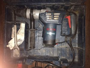 Bosch Rotor hammer for Sale in Ontario, CA