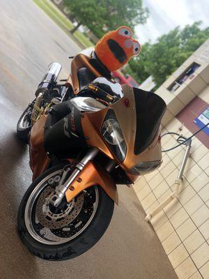 01 Yamaha R1 1000cc for Sale in Wichita Falls, TX