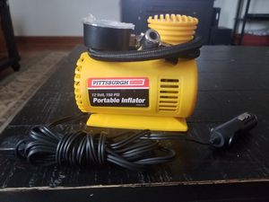 Portable inflator for Sale in Timberville, VA